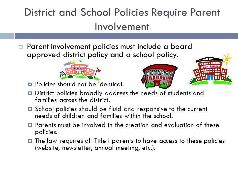 parent involvement plan template - family and parental involvement ppt download