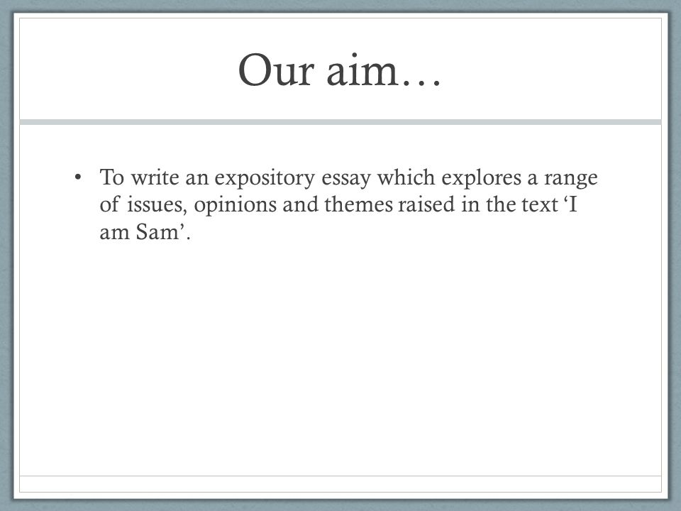 i am sam: an analysis essay 1500 1000 admin  .
