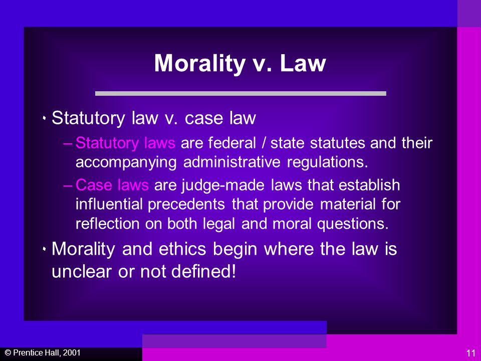case law ethics State ethics opinions may be appealed to the appellate courts case law  involving legal ethics issues includes appeals of disciplinary.