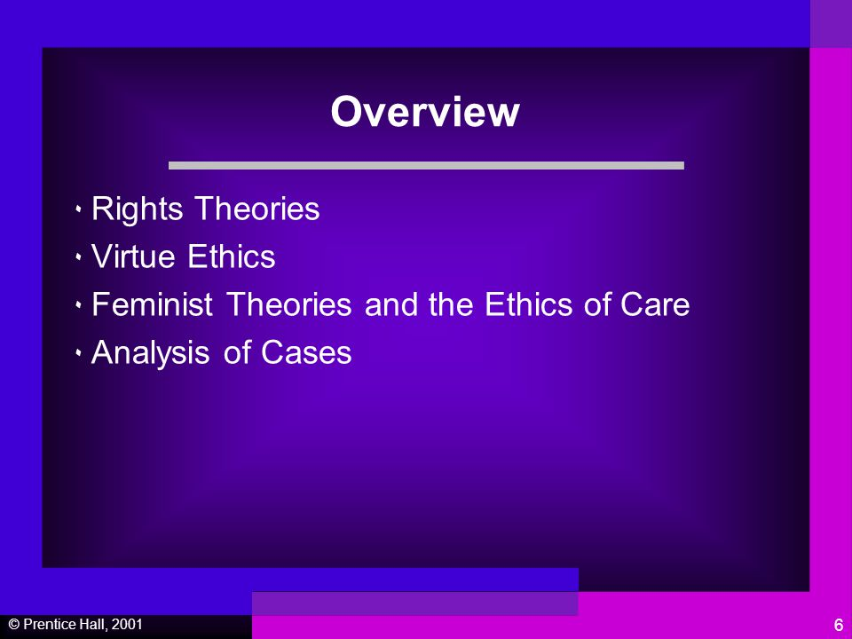 virtue ethics and ethics of care 24 virtue ethics 25 ethics of care 26 egoism 27 religion or divine command theory 28 natural law 29 social  21 major ethical systems.