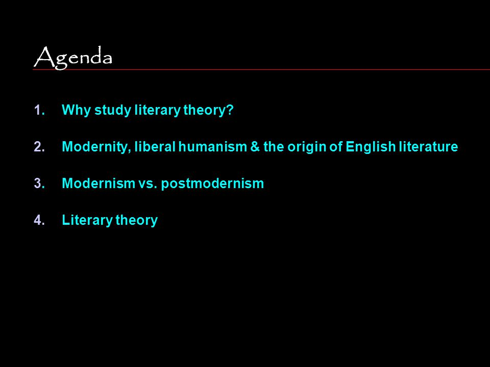analysis of postmodernism The first point to be made about the conception of periodisation in dominance, therefore, is that even if all the constitutive features of postmodernism were identical with and coterminous to those of an older modernism – a position i feel to be demonstrably erroneous but which only an even lengthier analysis of modernism proper could dispel.