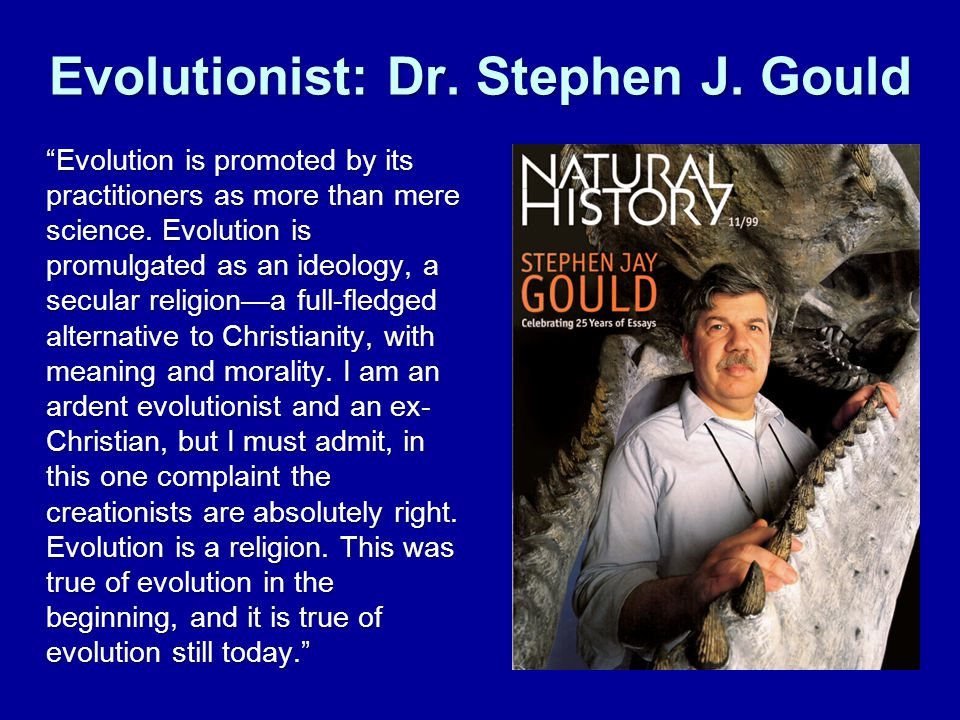evolutionary thesis The evolutionary synthesis is a major contribution to the history of biology, and for the specialist in evolutionary biology it is an important scientific work ― walter j bock , auk classic essays by key players in the 'modern synthesis' of evolutionary biology.