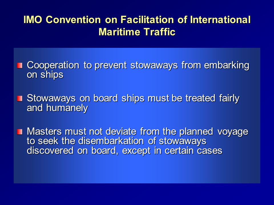 an essay on stowaways a problem to shipowners Stowaways have been a problem to shipowners for about as long as there have been ships in the sea in the early days of sailing ships and looser maritime legislation, this was a relatively minor problem.