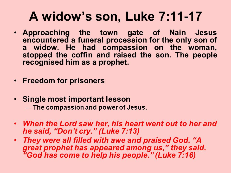 jesus in galilee luke 3 9 ppt