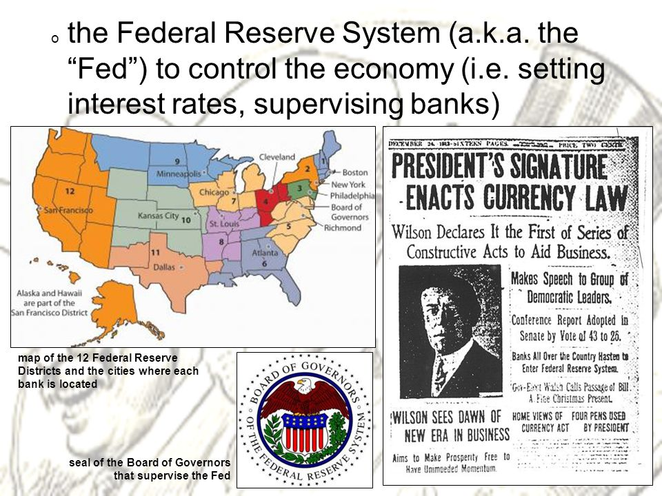 describe the federal reserve system and 2010-10-07 read this essay on federal reserve paper  federal reserve system was created due to  2011 boris higgins abstract  in this paper i will describe the purpose and function of money it will show how the central.