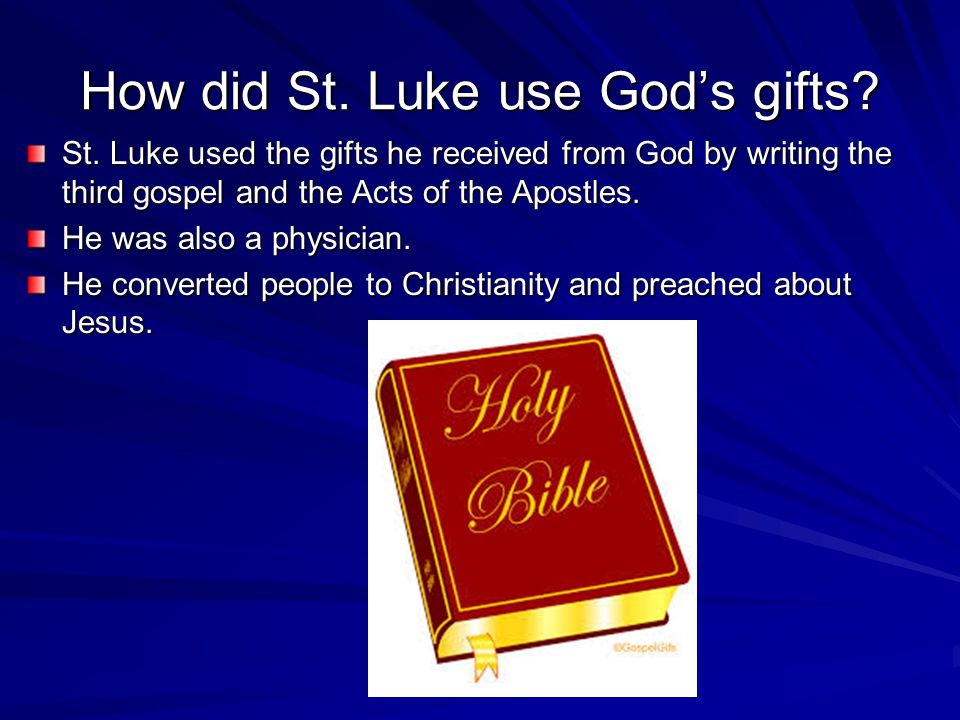 Did Luke Write the Gospel of Luke?