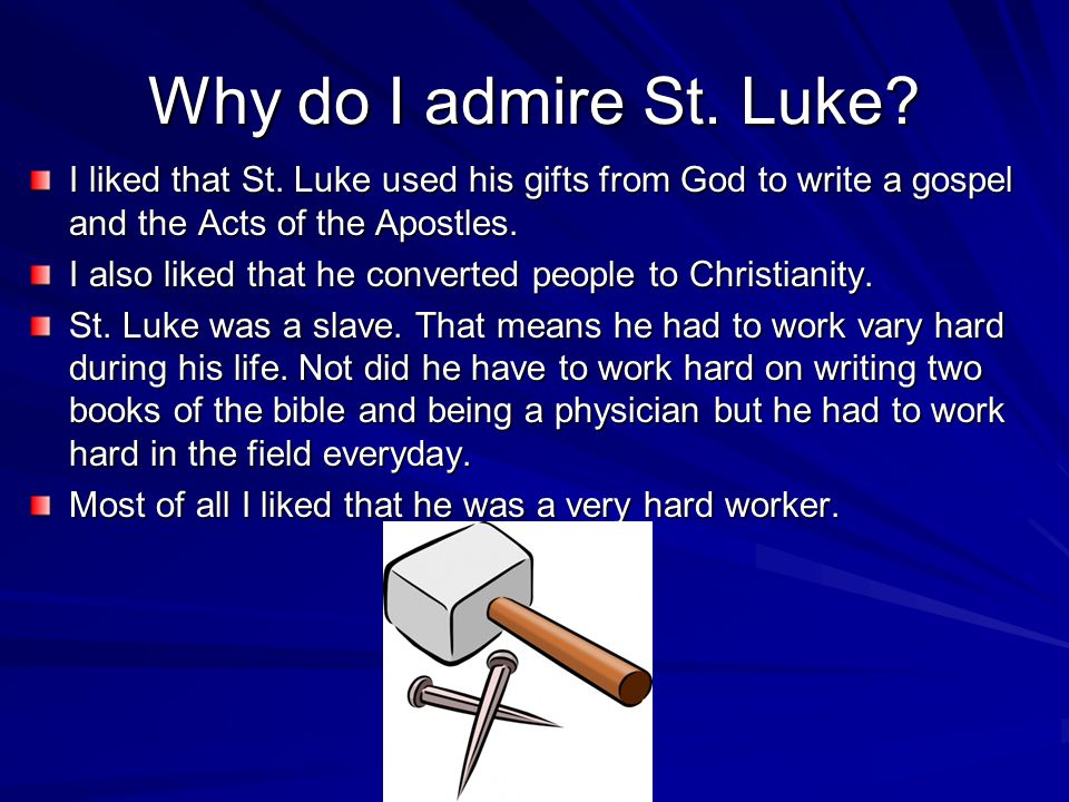 What Books Of The Bible Were Written By Luke