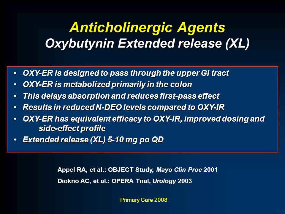 Oxybutynin Coupon