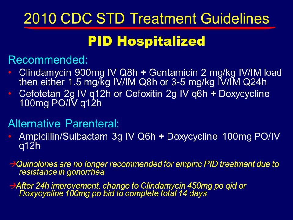 cdc 2010 std treatment guidelines pdf