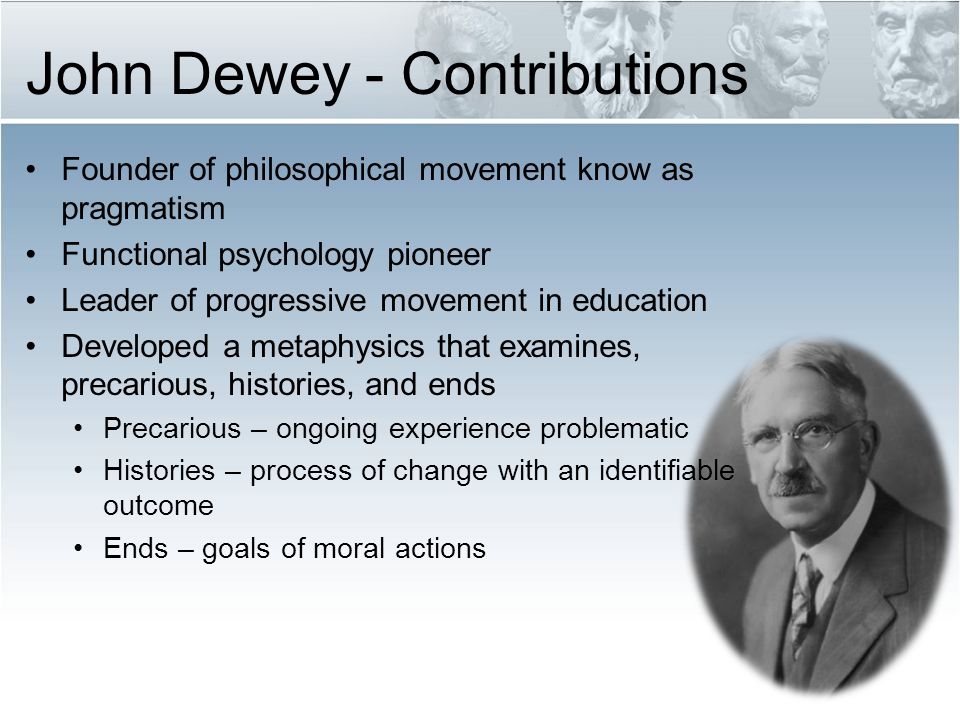 A John Dewey source page