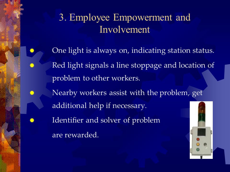 the introduction of employee involvement The engagement equation is an introduction to employee engagement: why  employee engagement matters to the manager, to the individuals, and to the.
