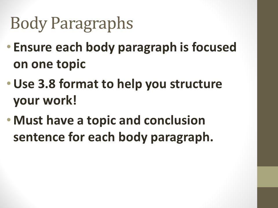 essay writing  hamburger helper style