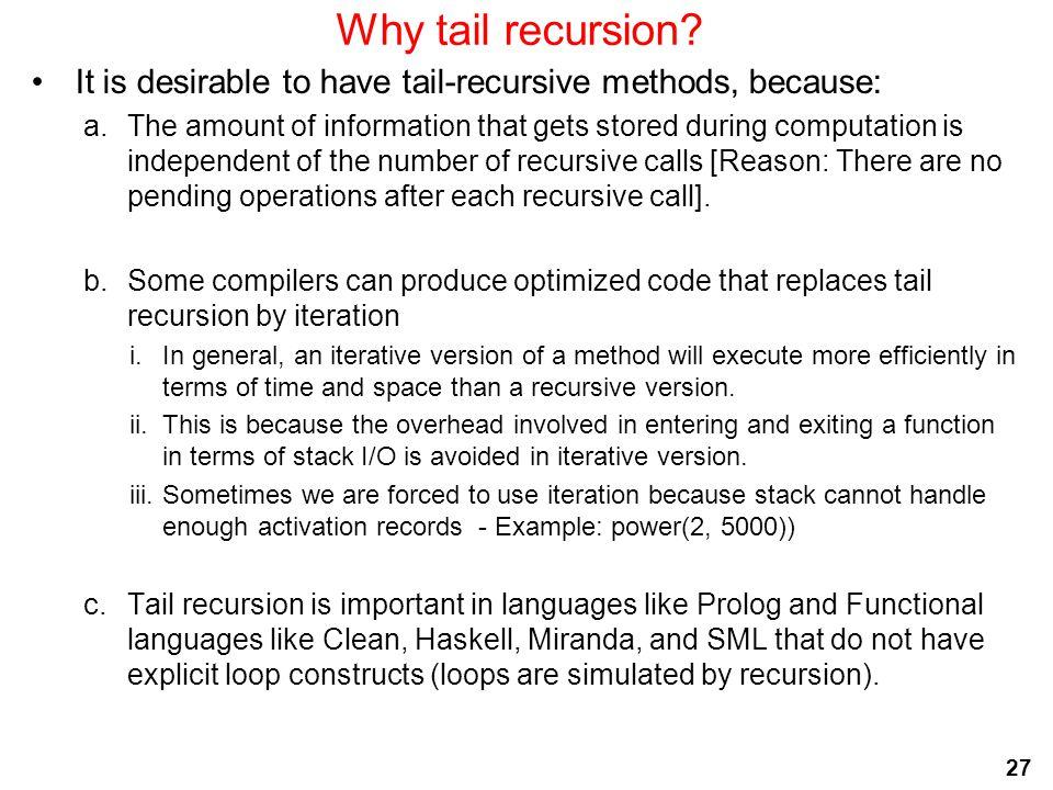 recursive power function c code syntax