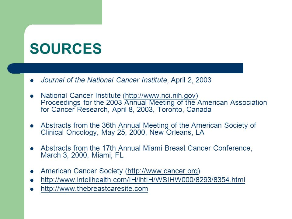 Essays about the american cancer society