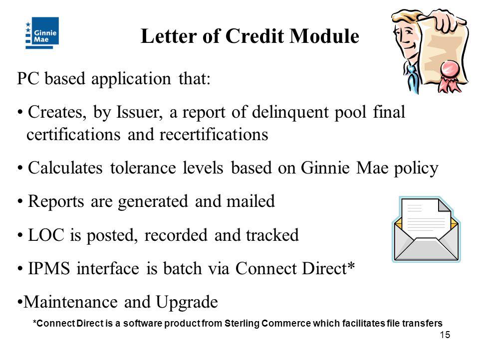 letter of cridit essay
