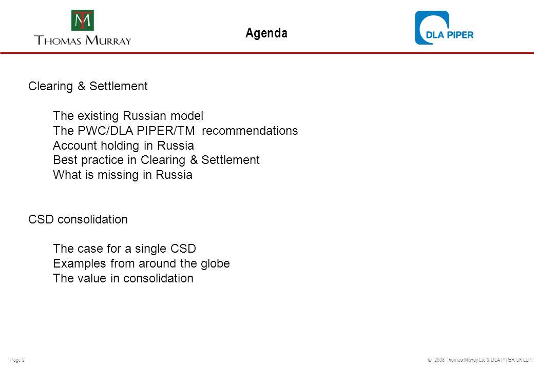 standard settlement instructions ppt