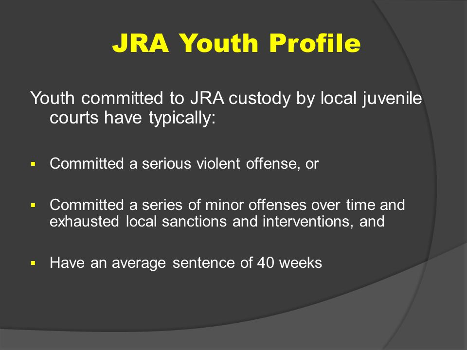 Community services over imprisonment for minor non violent crimes