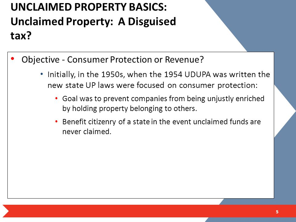 State Of Michigan Unclaimed Property