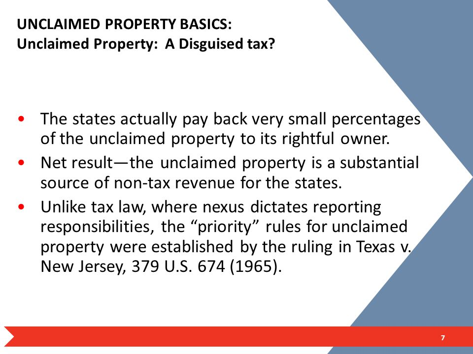 How Is New Jersey S Property Tax Generated