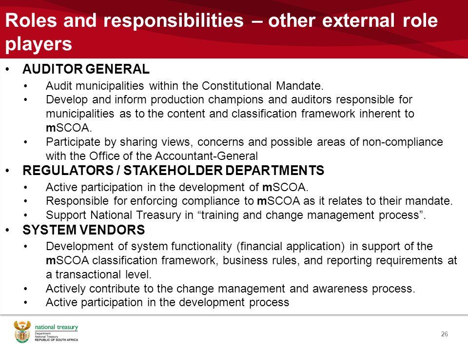 Demystifying Standard Chart Of Accounts Mscoa Chapter 1