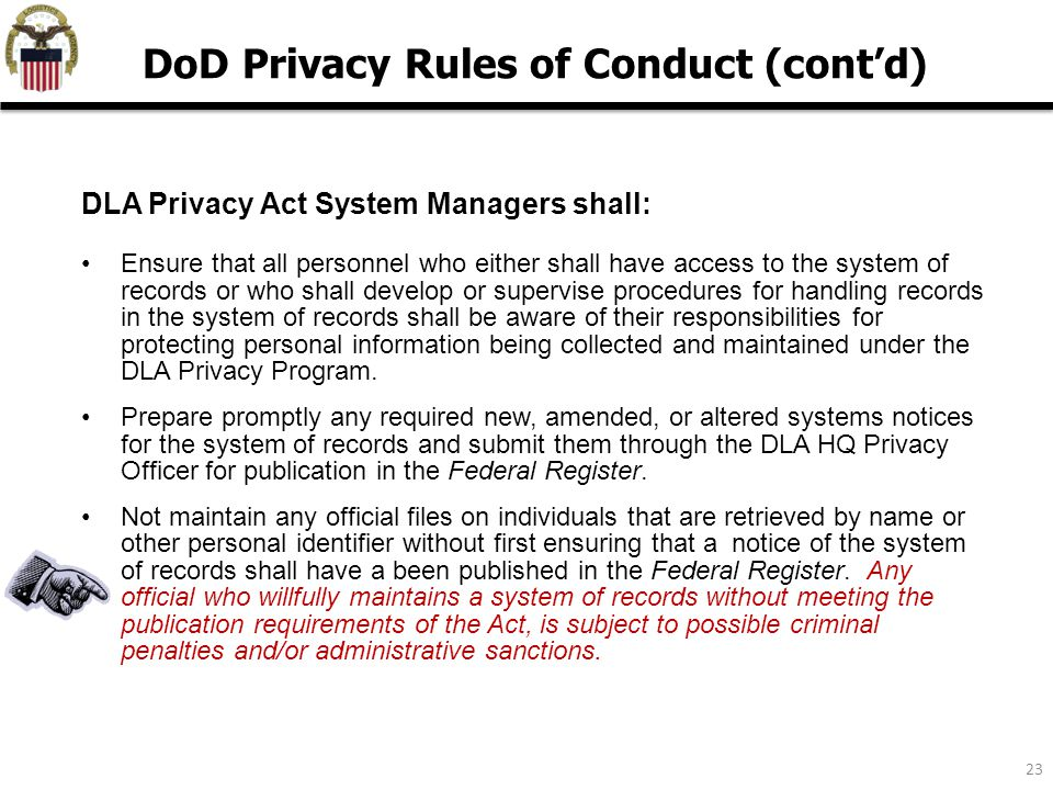 Privacy - Department of Navy Chief Information Officer