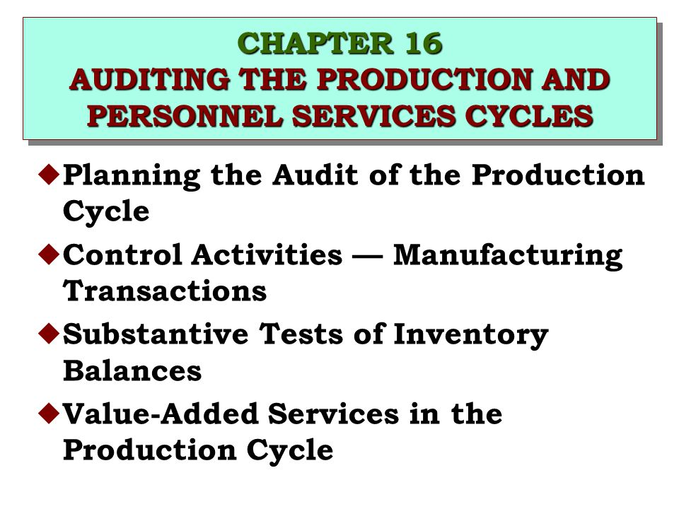 auditing chapter 2 Chapter 2 – pre-audit research  then, the auditor performs additional  research through taxpayer contact and preliminary testing information for review  is.