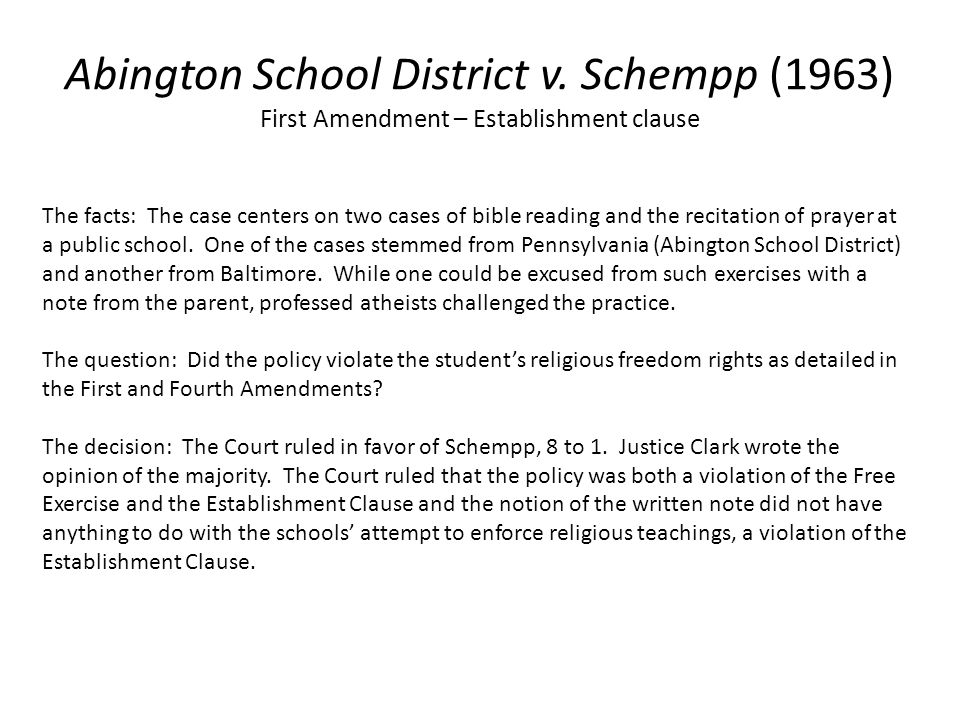 an argument in favor of prayer in american schools Prayer is not allowed freely in schools this is ridiculous prayer thanks for reading prayer in school should be permitted dec 11 prayer is allowed in schools and the original european colonists cam to the america's in search of wealth and economic.