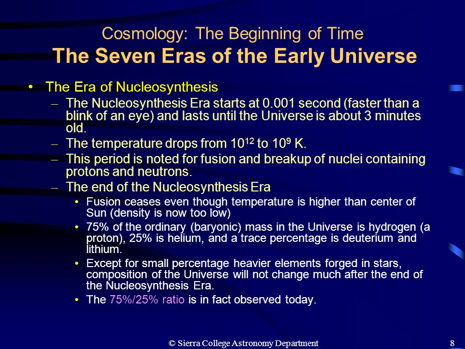 nucleosynthesis small stars Lecture 8: stellar nucleosynthesis and chemical evolution of the galaxy   small stars d, li middling stars big stars star formation spallation 6li, be, b.