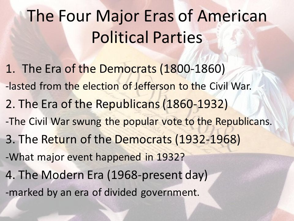 a history of the republican party in the american civil war As new issues arose and memories of the civil war subsided, the gop gradually   american to be elected to a non-judicial statewide office in texas history.