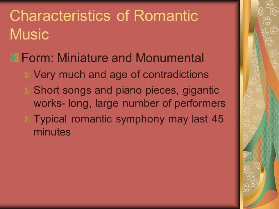 Violin Online String Class - ROMANTIC MUSICAL PERIOD STYLE ...