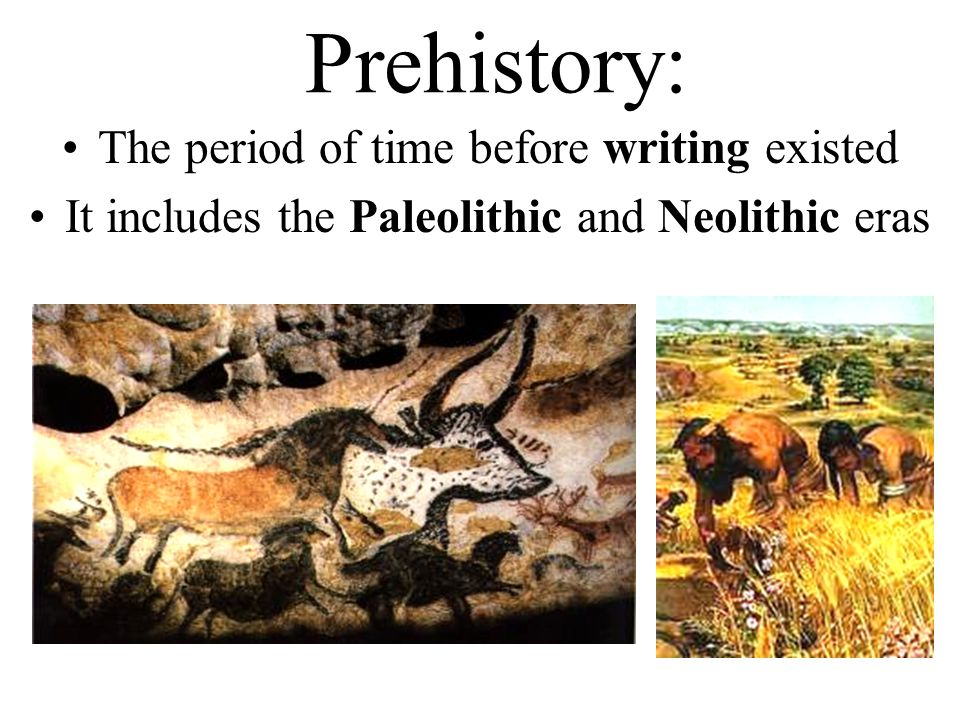 prehistory essay The main difference between history and prehistory is the existence of records history is the recorded events of the past whereas prehistory is the time before writing was introduced therefore, it is clear that prehistory, as the name suggests, is the time period before history.