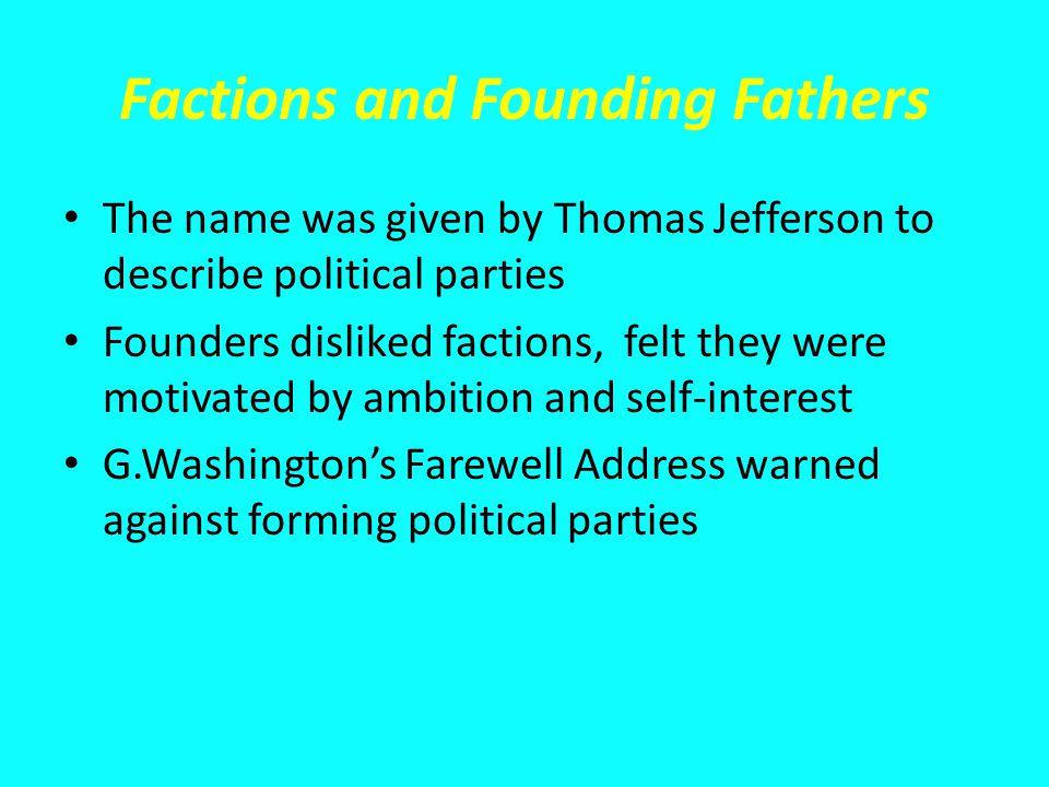 founding brothers farewell address Founding brothers: the revolutionary generation - ebook written by joseph j ellis  washington's precedent-setting farewell address,.