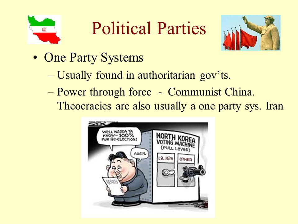 an essay on chinas party system This is a clear but concise description of the main decision-making institutions that make up the chinese political system back the central committee is elected once every five years by the national congress of the communist party of china if you would like to comment on this essay.