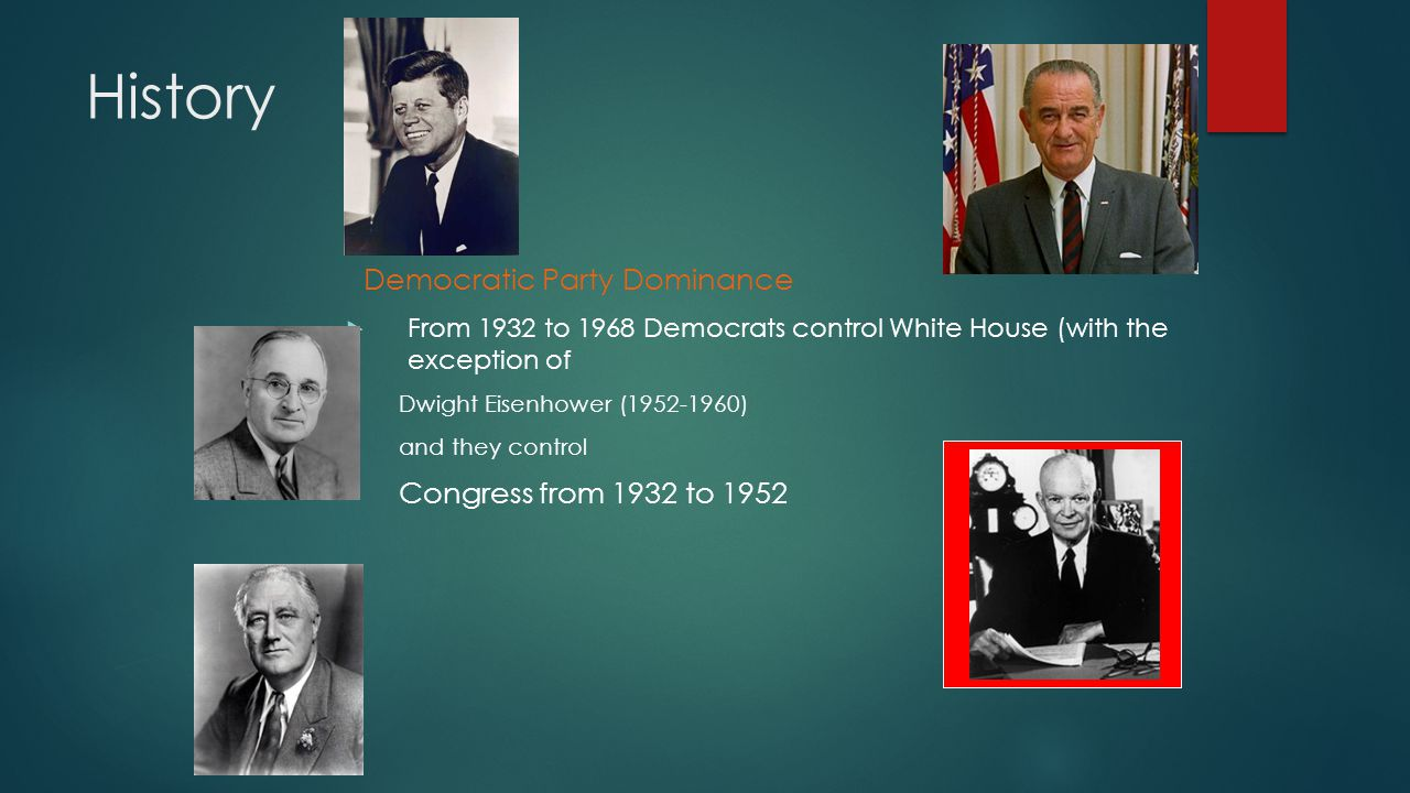 an introduction to the history of the democrats in congress in the us Introduction history classification  history the federation of south african women (fedsaw) was formed at the first national conference of women as the .