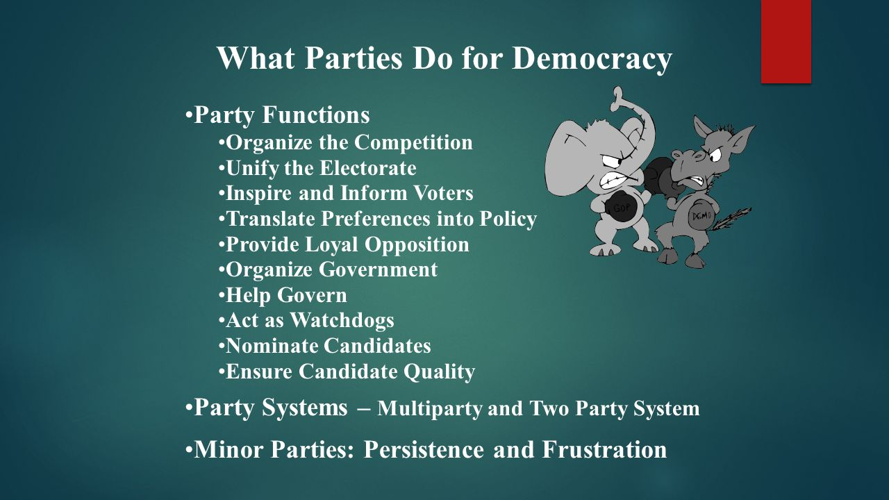 cohesion and discipline of the party How does weak party discipline make it difficult for federal government to enact public  this causes cohesion on an issue to falter and a party grows less and less.