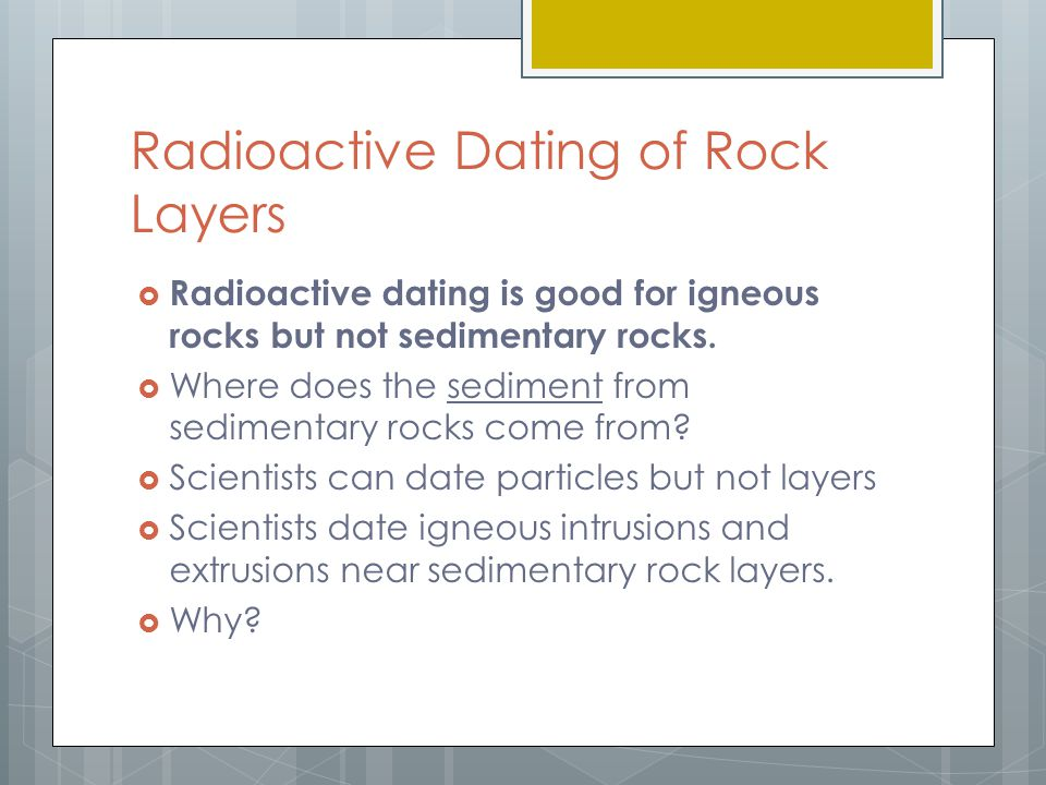 Explain the principle behind radiometric hookup