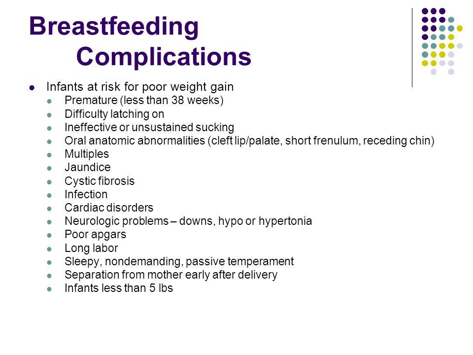 Lactation and Breastfeeding