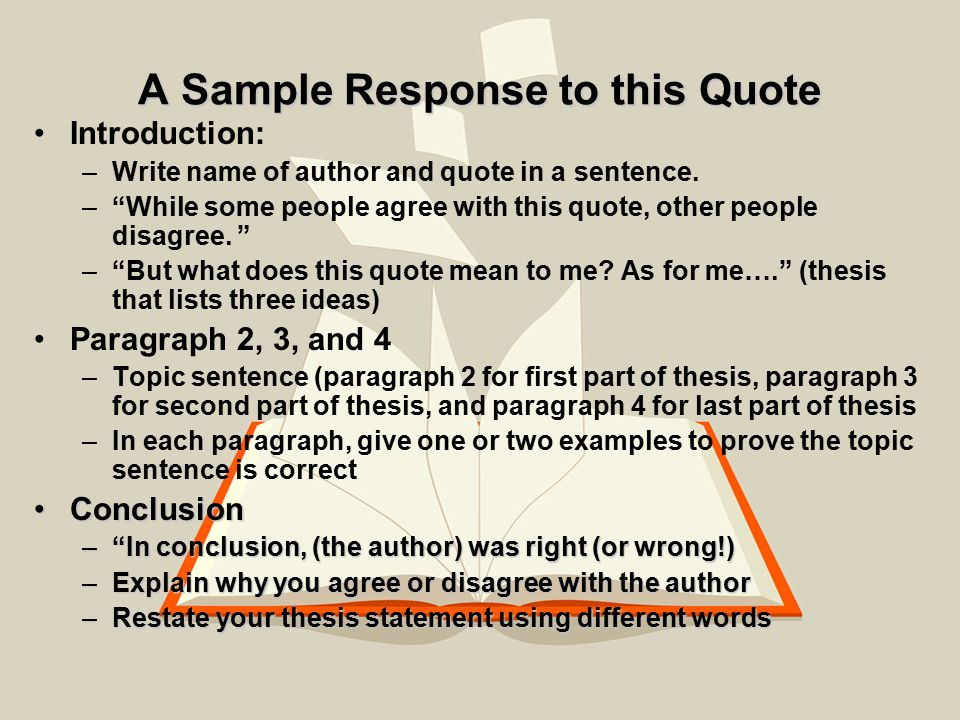 what does restate thesis statement mean Your thesis statement, which tells what your paper will prove or demonstrate what does it mean to restate your thesis in a conclusion.