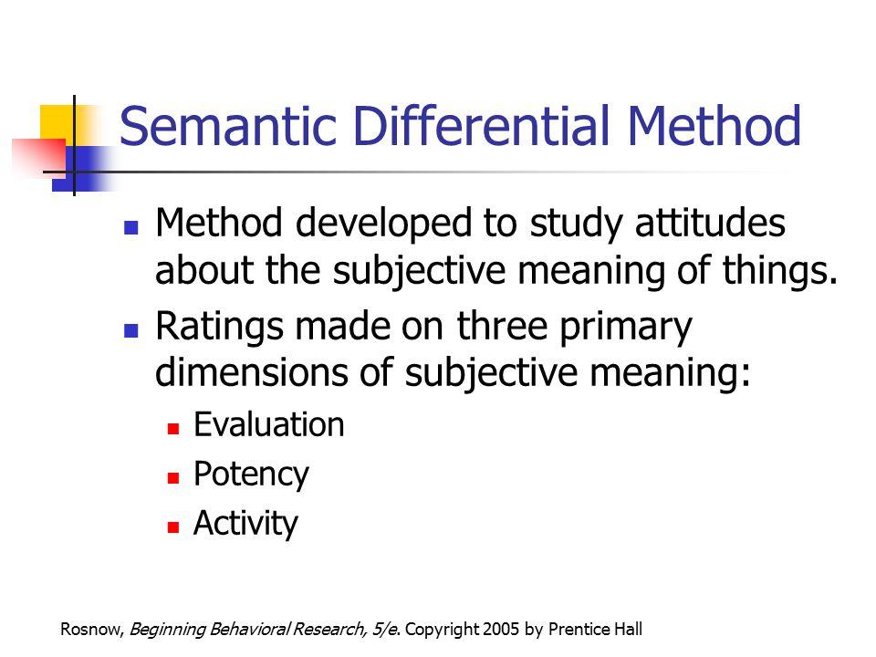 evaluation of differential research methods Quantitative methods inquires 25 a step-wise method for evaluation of differential item functioning muhammad naveed khalid university of cambridge esol examinations, uk.
