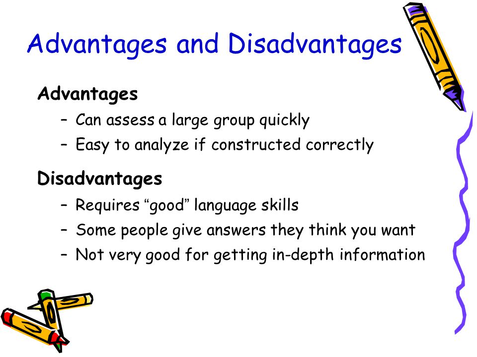 advantages and disadvantages of skills audits Audit and assurance december 2014 answers advantages and disadvantages of potential non hence he could lack the critical skills and relevant.