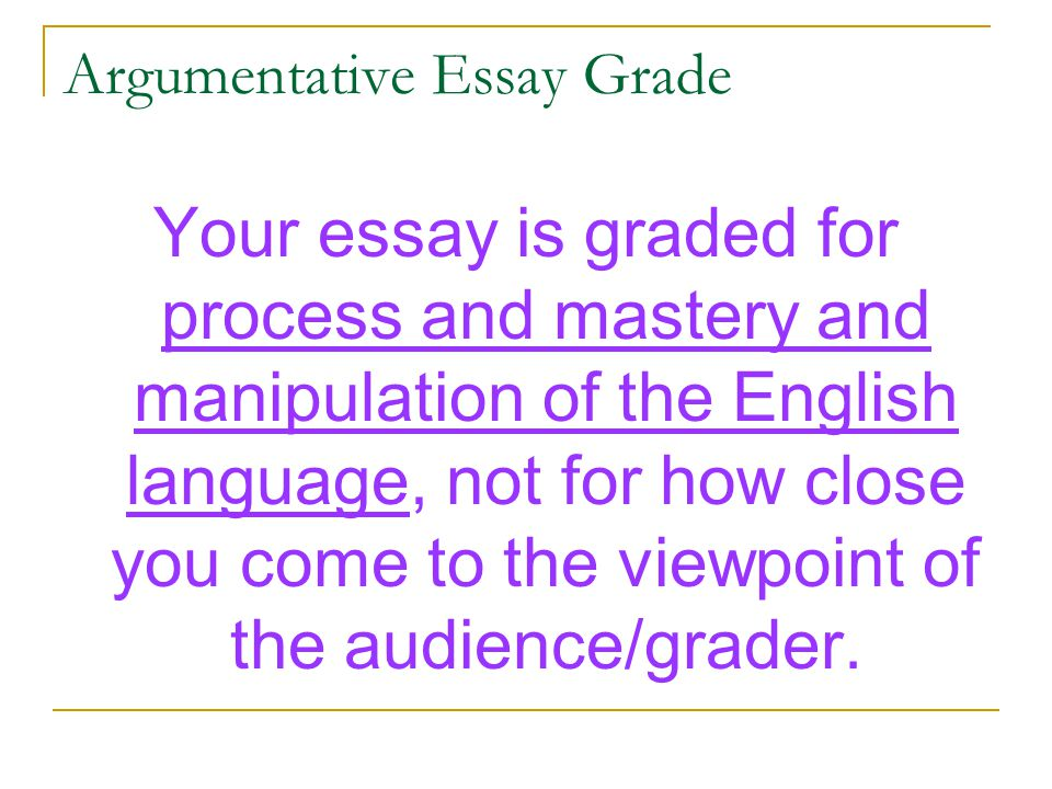 argumentaive essay Tips for writing argumentative essays: 1) make a list of the pros and cons in your plan before you start writing choose the most important that support your argument.