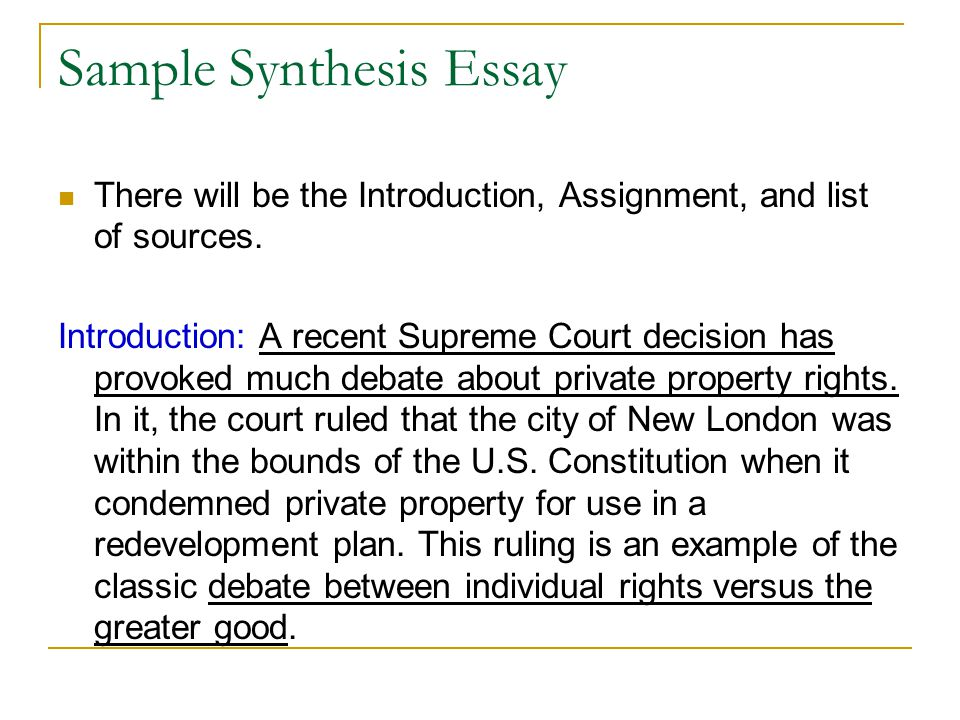 synthesis essay introduction example synthesis essay tips writing the synthesis essay synthesis essay