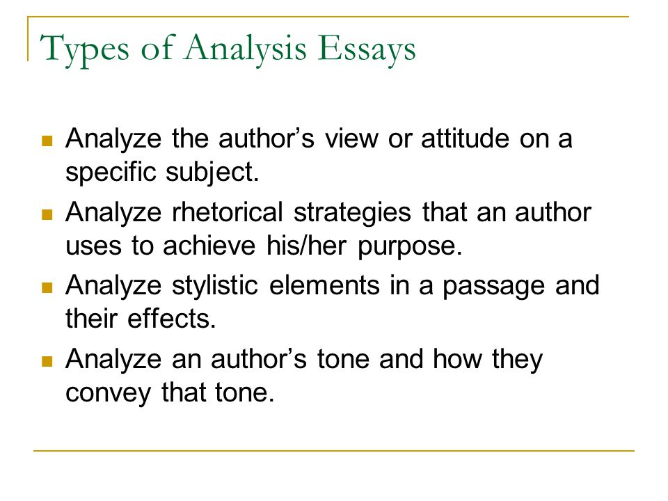 Stylistic features in essays