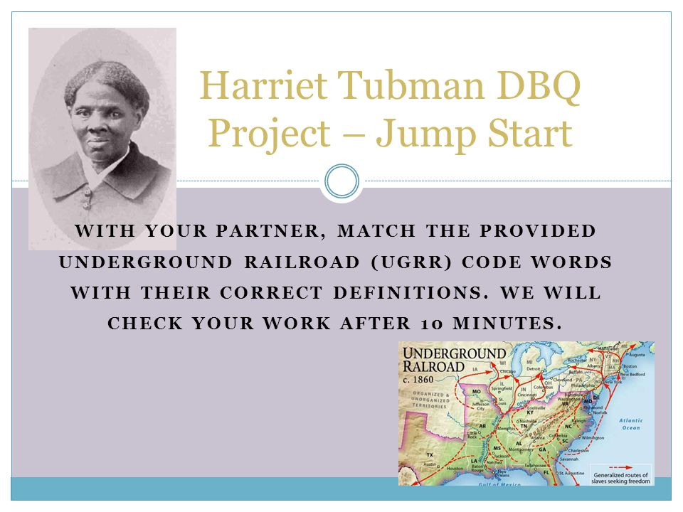 harriet tubman 2 essay The life and achievements of harriet tubman essay examples 558 words | 3 pages the underground railroad that will never be forgotten.