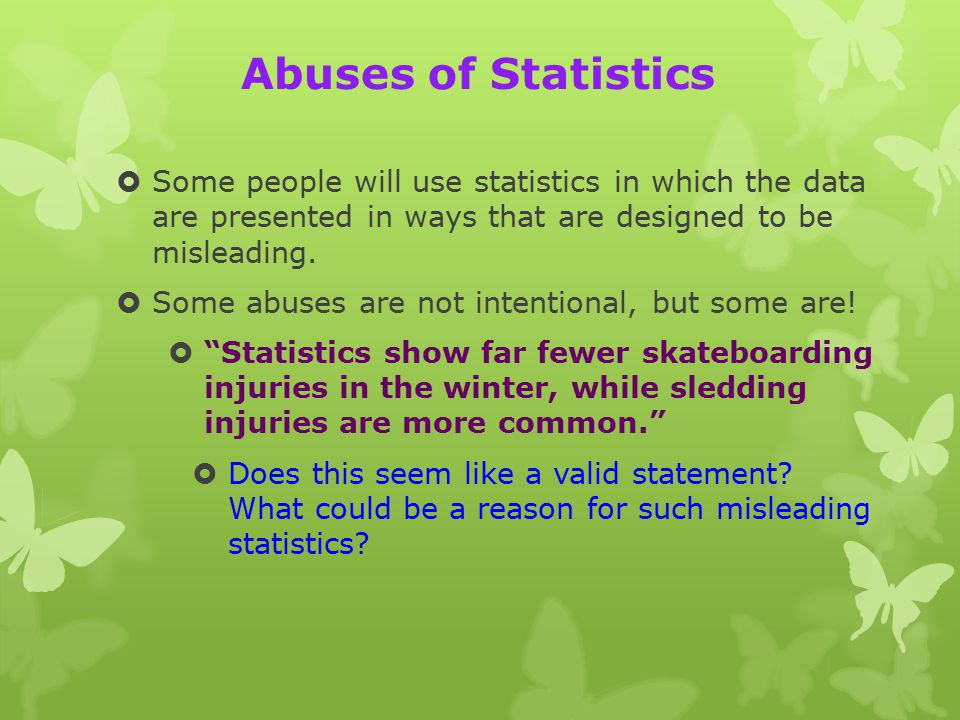 10 Everyday Reasons Why Statistics Are Important