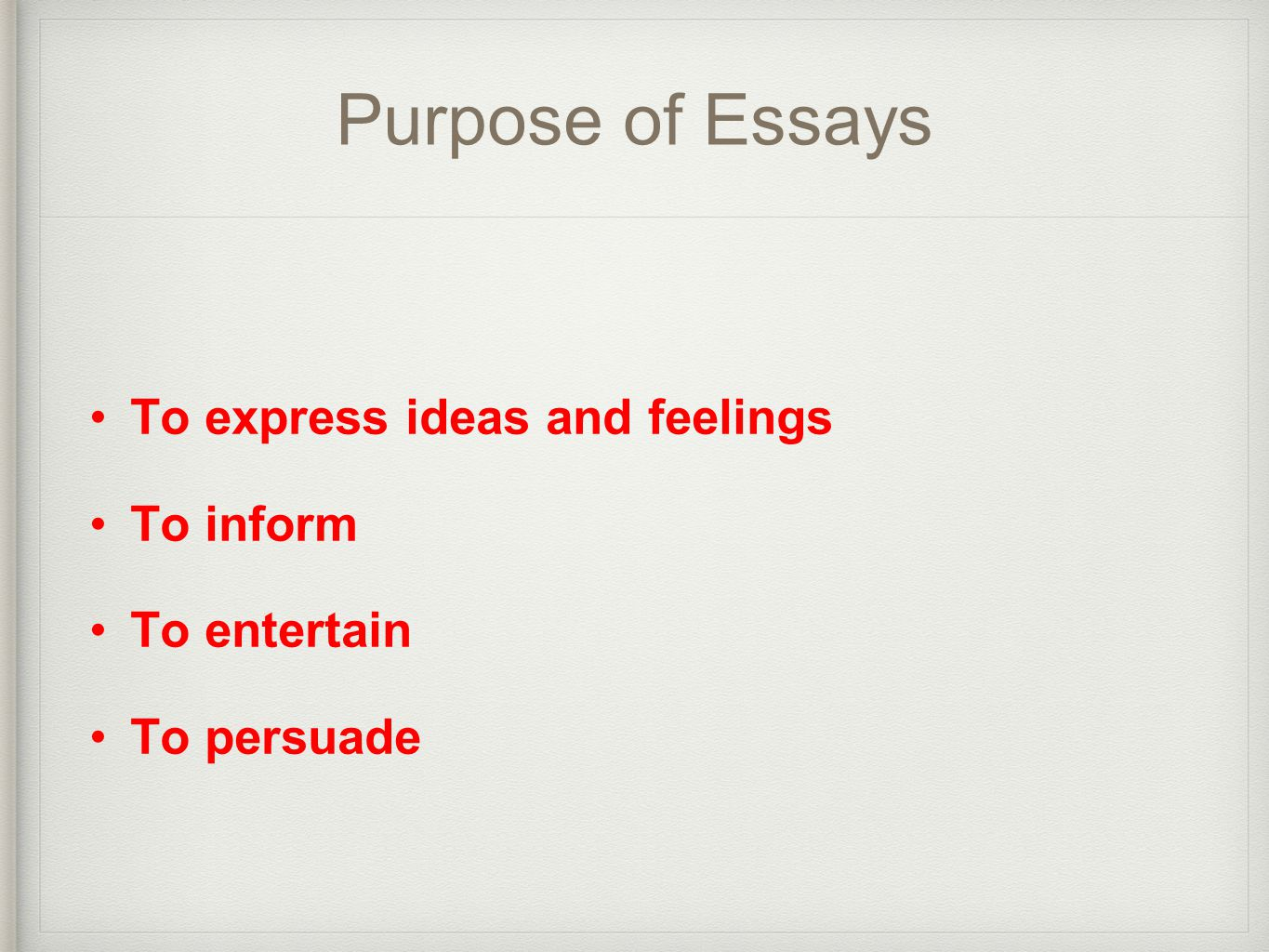 purpose of essay on man Essays and criticism on alexander pope's an essay on man - critical essays.