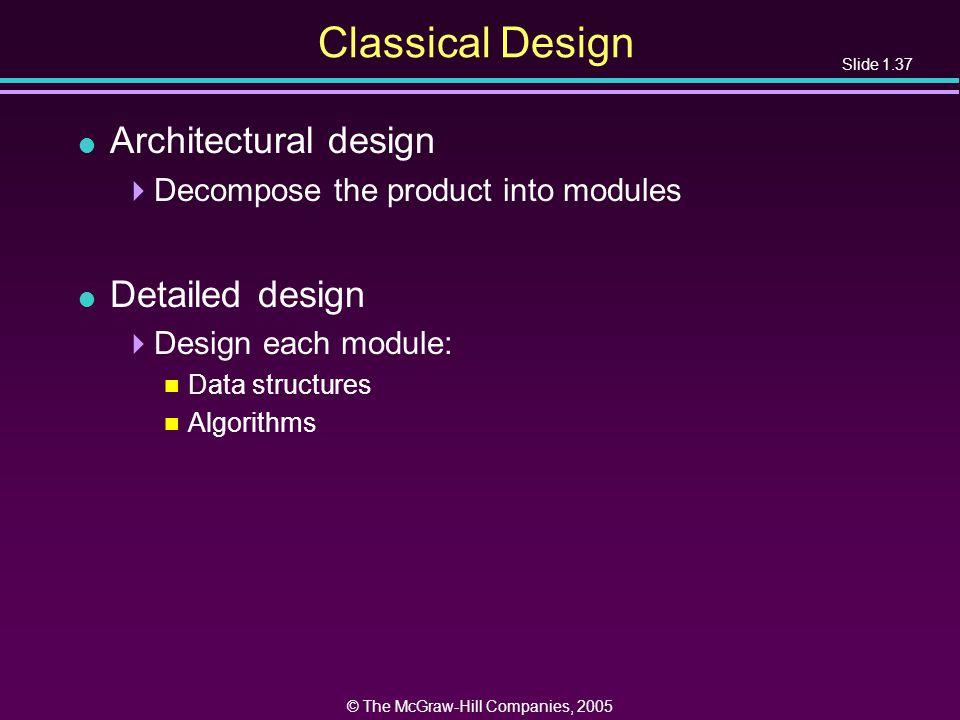 Architectural Design Decisions Ppt