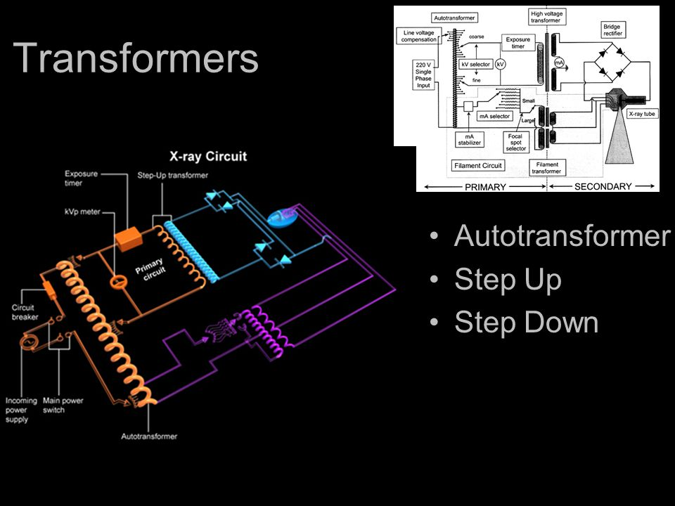 Transformers Autotransformer Step Up Step Down
