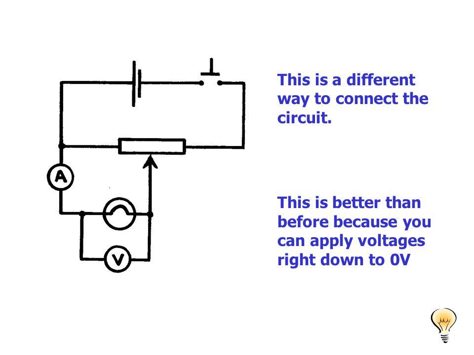 Voltage - Current Characteristics for a Filament Lamp - ppt video ...