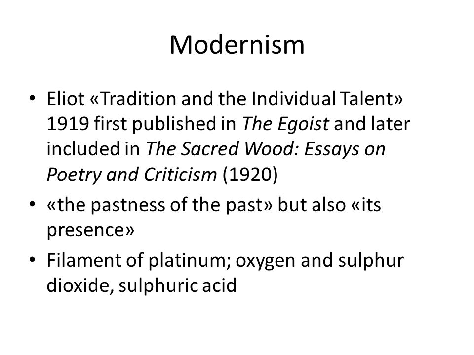 modernism answering the question what is modernism ppt video  modernism